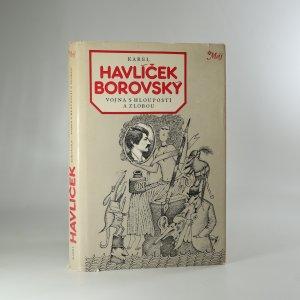 náhled knihy - Vojna s hloupostí a zlobou