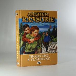 náhled knihy - Trosečníci z Vlaštovky