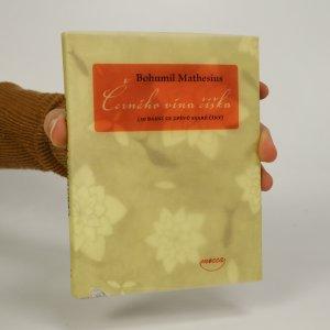 náhled knihy - Černého vína číška. 50 básní ze Zpěvů staré Číny (voní lakem)