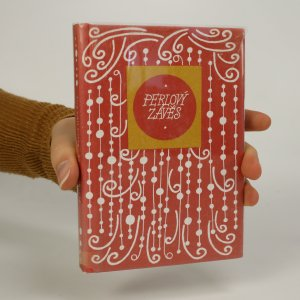 náhled knihy - Perlový závěs. Poezie staré Číny (voní lakem)
