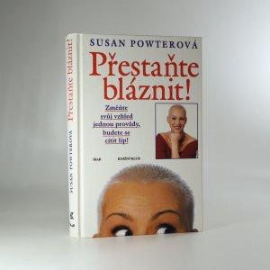 náhled knihy - Přestaňte bláznit!