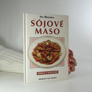 náhled knihy - Sójové maso