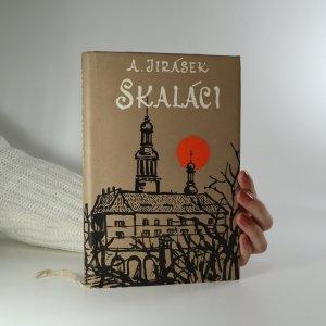 náhled knihy - Skaláci. Historický obraz z druhé pol. 18. století