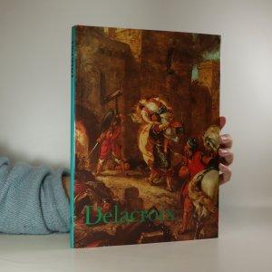 náhled knihy - Eugène Delacroix