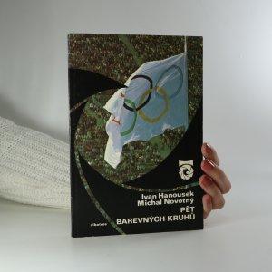 náhled knihy - Pět barevných kruhů. O olympijských hrách
