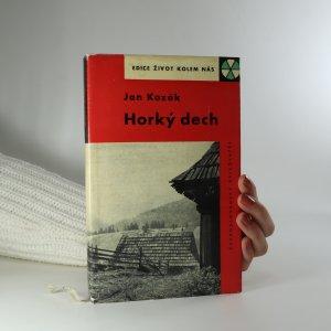 náhled knihy - Horký dech. 3 novely