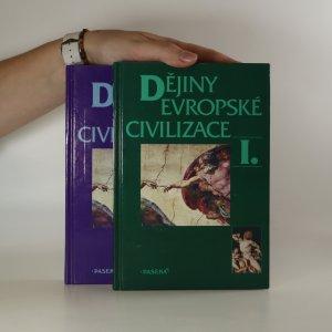 náhled knihy - Dějiny evropské civilizace I. a II. díl (dva svazky)