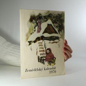 náhled knihy - Zemědělský kalendář na rok 1970