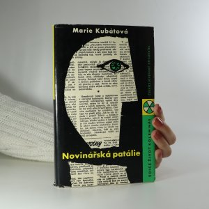 náhled knihy - Novinářská patálie
