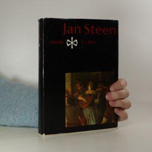 náhled knihy - Jan Steen. Malíř šprýmů a radostného života