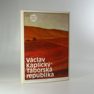 náhled knihy - Táborská republika