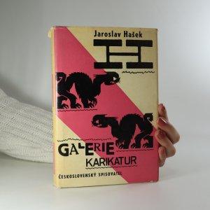 náhled knihy - Galerie karikatur