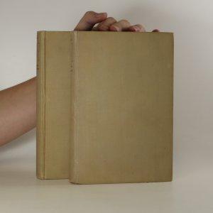 náhled knihy - Buddenbrookovi I. a II. díl (dva svazky)