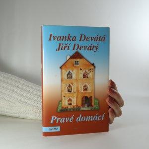 náhled knihy - Pravé domácí