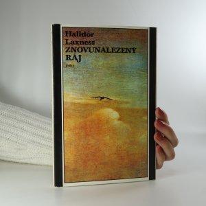 náhled knihy - Znovunalezený ráj
