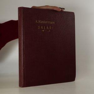 náhled knihy - Skláři