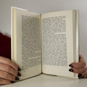 antikvární kniha Pozůstalost pana Ábela, 1970