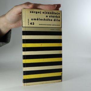náhled knihy - O stavbě uměleckého díla. Výběr ze statí, teoretických úvah a studií