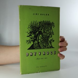 náhled knihy - Dny v roce. Básně 1946-1947