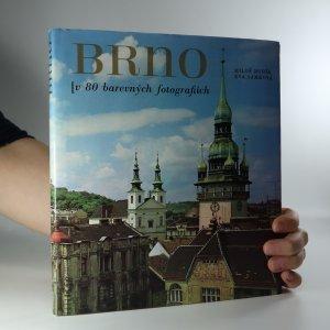 náhled knihy - Brno v 80 barevných fotografiích