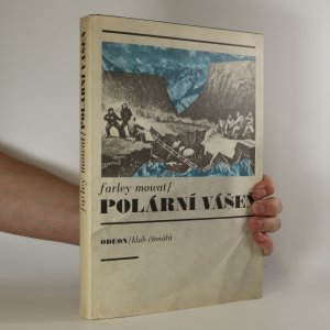 náhled knihy - Polární vášeň. Za severní točnou