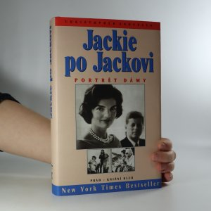 náhled knihy - Jackie po Jackovi. Portrét dámy