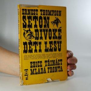 náhled knihy - Divoké děti lesů