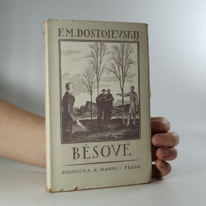 náhled knihy - Běsové (díl II: hlava VI-X, díl III)