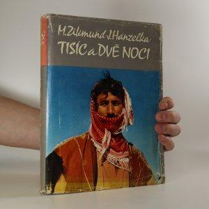 náhled knihy - Tisíc a dvě noci