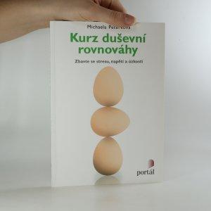 náhled knihy - Kurz duševní rovnováhy