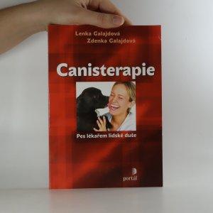 náhled knihy - Canisterapie. Pes lékařem lidské duše.