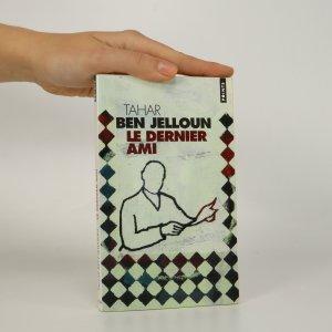 náhled knihy - Le Dernier ami