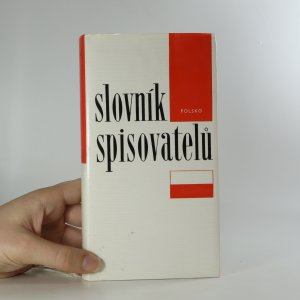 náhled knihy - Slovník spisovatelů. Polsko.