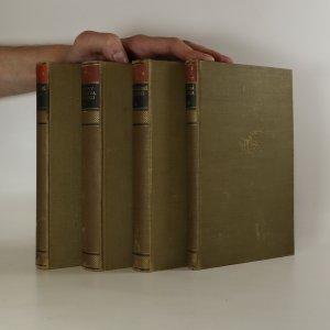 náhled knihy - 4 x Antonín Sova (číslované výtisky, viz poznámka)