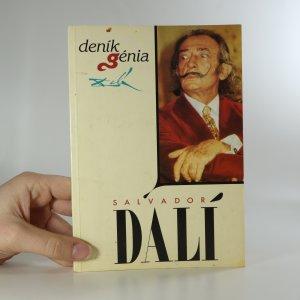 náhled knihy - Deník génia