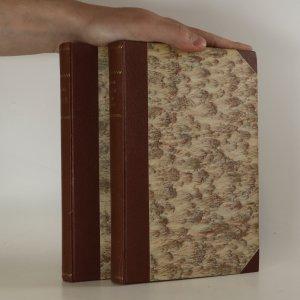 náhled knihy - Dílo Karla Hlaváčka I. a II. díl (2 svazky)