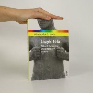 náhled knihy - Jazyk těla. Tělesná dynamika charakterových struktur