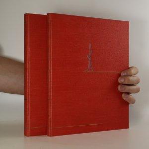 náhled knihy - 2 x Spisy Otokara Březiny. Prosa a Básnické spisy (2 svazky)