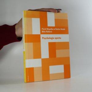 náhled knihy - Psychologie sportu
