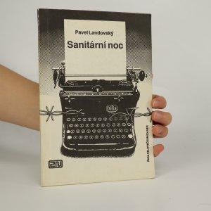 náhled knihy - Sanitární noc