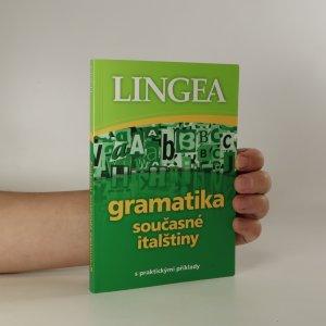 náhled knihy - Gramatika současné italštiny