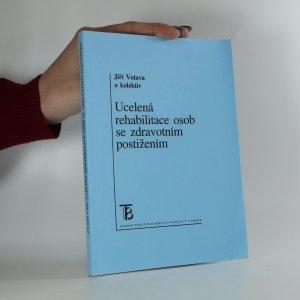 náhled knihy - Ucelená rehabilitace osob se zdravotním postižením