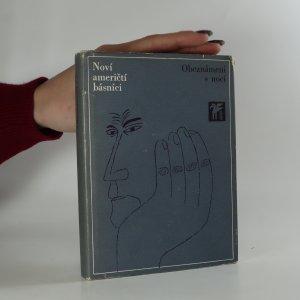 náhled knihy - Obeznámeni s nocí. Noví američtí básníci
