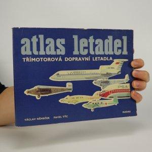 náhled knihy - Atlas letadel. Třímotorová dopravní letadla