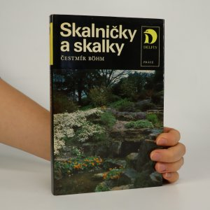 náhled knihy - Skalničky a skalky (je cítit kouřem)