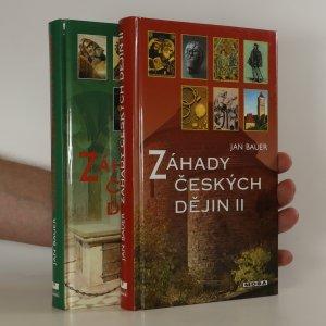 náhled knihy - Záhady českých dějin I. a II. díl (2 svazky)