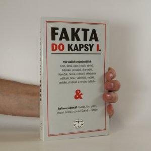náhled knihy - Fakta do kapsy I.