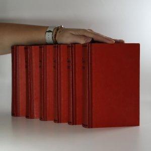 náhled knihy - Fjodor Michajlovič Dostojevskij. Sebrané spisy (6 svazků)