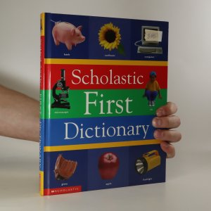 náhled knihy - Scholastic First Dictionary