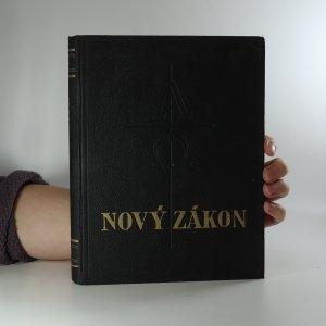 náhled knihy - Nový zákon ( je lehce cítit kouřem)